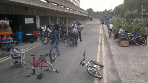 Saturday Cycle Workshops