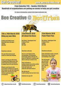 Get creative beeurban