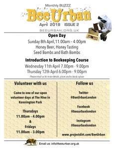 BeeUrban Newsletter April P1 .doc.