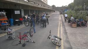 Saturday Cycle Workshops