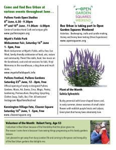 BeeUrban Newsletter June 2 .doc.